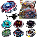 Beyblade Leksaker Hot Fusion Metal Rapidity Fight Masters Top Beyblade String Launcher