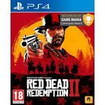 PlayStation 4-spel Red Dead Redemption II