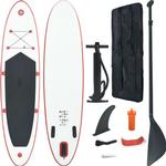 vidaXL Inflatable SUP Surfboard Set 360cm