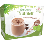 Nutrilett Rich Chocolate Shake 33g 25 st