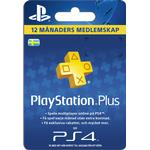 Sony PlayStation Plus - 365 days - SE