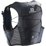 Ryggsäckar - Svart Salomon Active Skin 8 Set - Ebony/Black