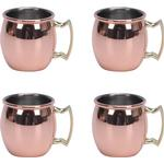 Modern House Moscow Mule Mugg 6 cl 4.5 cm 4 st