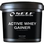 Self Omninutrition Active Whey Gainer Vanilla 4kg