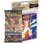 Pokémon SM Forbidden Light Collector's Album Mini Pärm + 1 Booster