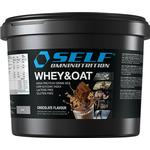 Self Omninutrition Whey & Oat Chocolate 900g