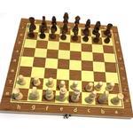 Schack och Backgammon Resespel