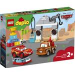 Lego Duplo Disney Pixar Lightning McQueen's Race Day 10924