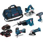 Skruvdragare Bosch 0615990K6N Set
