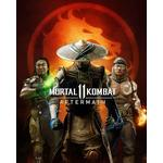 Fighting PC-spel Mortal Kombat 11: Aftermath