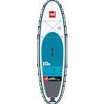 "Sim- & Vattensport Red Paddle Ride 10'6"" Set"