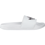 Tofflor Barnskor Adidas Adilette Lite - Cloud White/Core Black/Cloud White