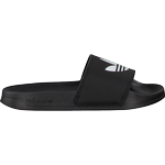 Tofflor Barnskor Adidas Adilette Lite - Core Black/Cloud White/Core Black