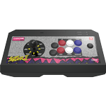 Hori Real Arcade Pro V Street Fighter Classic Arcade Edition - Black
