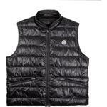 Herrkläder Moncler Gui Down Vest - Black