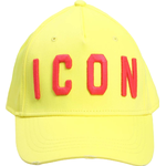 DSquared2 Icon Cap - Yellow/Pink