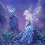 5D DIY Elves Angel Diamond Painting 30x30cm Poster