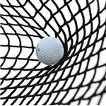 Golf Net 350cm