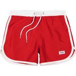 Herrkläder Frank Dandy St Paul Swim Shorts - Red