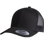 Kepsar Herrkläder Flexfit Retro Trucker Cap - Black