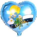 Foil Ballon Student Heart