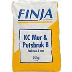 Mur- & Putsbruk Finja KC Mur & Plutsbruk B 0-3mm 25kg