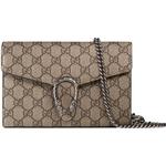 Väskor Gucci Dionysus GG Supreme - Beige/Ebony