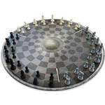 Chess Game for Tree