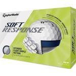 Golfbollar TaylorMade Soft Response (12 pack)