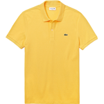 Herrkläder Lacoste Petit Piqué Slim Fit Polo Shirt - Yellow