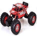 Radiostyrda bilar Zegan Rock Rover Crawler Red RTR 1465141
