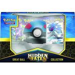 Pokémon Hidden Fates Great Ball Collection