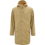 Herrkläder Rains Long Jacket Unisex - Desert