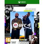 Action Xbox One-spel UFC 4