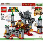 Lego Super Mario Toad's Bowser's Castle Boss Battle Expansion Set 71369