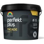 Beckers Perfekt Plus Träfasadsfärger Vit 3L