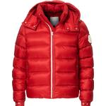 Moncler Arves Down Jacket - Red