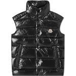 Moncler Tib Down Vest - Black