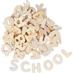 PlayBox Wooden Letters 300pcs