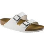 Sandaler Birkenstock Arizona Birko-Flor - White