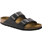 Birkenstock Arizona Oiled Leather - Black
