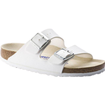 Birkenstock Arizona Soft Footbed Birko-Flor - White