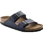 Birkenstock Arizona Soft Footbed Birko-Flor - Blue