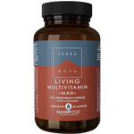 Terra Nova Living Multivitamin Man 100 st