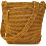 Handväskor Ceannis Crochet Cross Body - Camel