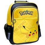 Skolväskor - Barnväska Pokémon Pikachu Backpack - Yellow