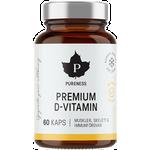Pureness Premium D-Vitamin 60 st