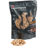 Rökspån Landmann Selection Hickory Wood Chips 500g