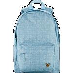 Ryggsäckar Lyle & Scott Childrens Pool Print Backpack - Blue