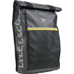 Ryggsäckar Lyle & Scott Roll Top Backpack - Black